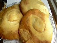 Lebanese Tahini Swirls, Sukkar bi Tahin