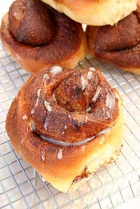 Almost-Cinnamon Buns