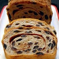 Cinnamon Swirl Raisin Bread BBA
