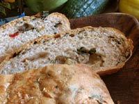 Asparagus (Zucchini) Bread