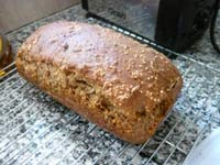Sunflower Millet Bread