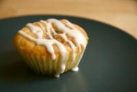 Quick Cinnamon Roll Yeast Muffins
