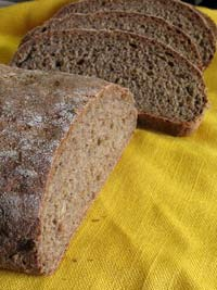 Gorel's Russian Black Bread