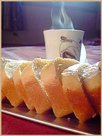CINNAMON SWIRL TEA BREAD
