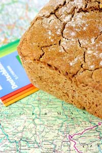 Bavarian Pumpernickel (Devil's Fart Bread)
