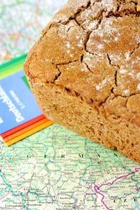 Bavarian Pumpernickel (Devil's Fart Bread)
