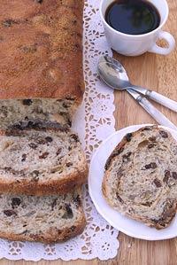 Cinnamon Walnut Bread