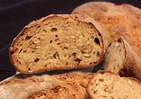 squash pepita bread