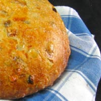 Barmbrack - Irish Halloween Bread