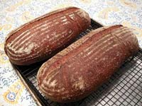 Whole-Wheat Bread with a Multigrain Soaker