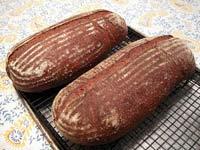 Whole-Wheat Bread with a Multigrain Soaker