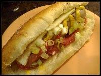Hot dog buns