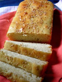 soft miky bread