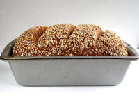 Oatie Wholemeal Bread