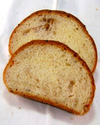 Yeasted Walnut Bread from Southern Burgundy