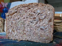 Walnut and Fig Bread