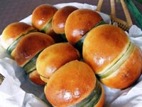 Curry Chicken Buns