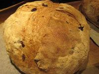 Whole Wheat Sourdough Roasted Mushroom Bread