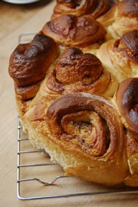 Sourdough Cinnamon Bread