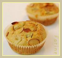 Pear & Roquefort Babycakes