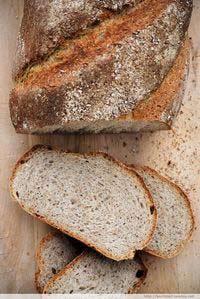 Polnisches Sauerteig-Brot