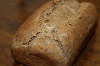 100% Whole Grain Sourdough Spent Grain Bread