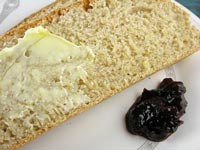 Oat Bread with Maple Syrup
