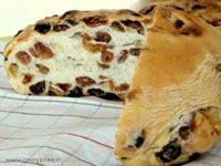Raisins Bread