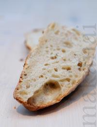 Lazy Baker's Sourdough Baguettes