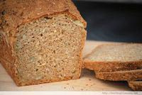 Whole Meal Bread with Seeds