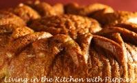 Pumpkin Pie Brioche