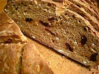 Whole-Wheat Farro Bread