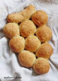 Light Whole Wheat Bread
