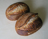 Sourdough Seed Bread