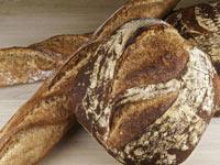 Teff Poolish Bread
