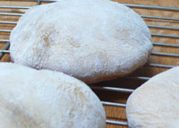 Lepinja, Serbian Flat Bread
