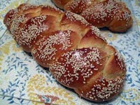 Sourdough Challah from