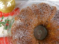 Chocolate Chip Kuchen Bundt