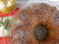 Chocolate Chip Kuchen Bundt