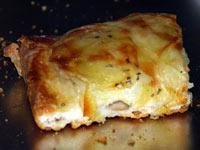 Pizza alle patate di Genzano