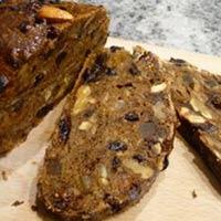 Hutzelbrod (Fruit Bread)