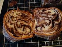 Chocolate Babka (Sourdough)